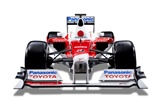 Toyota 2009 TF109 F1 Car wallpaper