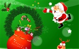Christmas landscaping series wallpaper (10)