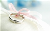 Wedding flower  wedding ring wallpaper(1)