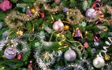 Christmas landscaping series wallpaper (13) #9
