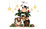 1920 Christmas Theme HD Wallpapers (2) #12