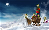 1920 Christmas Theme HD Wallpapers (2) #13