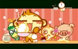Yau giggle monkey wallpaper #15