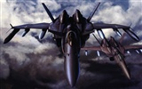 Macross fighter wallpaper (1) #2