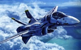 Macross fighter wallpaper (1) #3