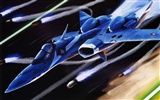 Macross fighter wallpaper (1) #16