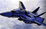 Macross fighter wallpaper (1) #17