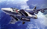 Macross fighter wallpaper (1) #19