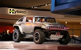 Hummer HX Concept Car Wallpaper