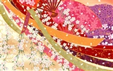 Japan style wallpaper pattern and color #12
