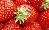 HD wallpaper fresh strawberries
