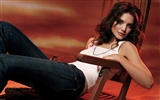 Katie Holmes beautiful wallpaper