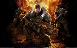 Gears of War 2 fonds d'écran HD (1) #24