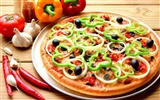 Pizza Food Wallpaper (3)