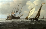 London Gallery sailing wallpaper (2)