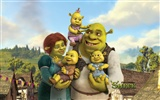 Shrek Forever After écran HD #1