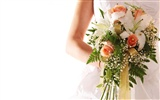 Weddings and Flowers wallpaper (1) #12