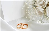 Weddings and wedding ring wallpaper (2) #66273
