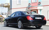 Brabus iBusiness Mercedes-Benz S-class w221 - 2010 HD wallpaper