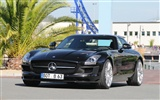 Brabus Mercedes-Benz SLS AMG - 2010 HD wallpaper