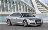 Audi A8 L 3.0 TFSI Quattro - 2010 HD wallpaper