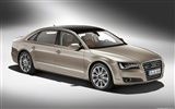 Audi A8 L W12 Quattro - 2010 HD wallpaper