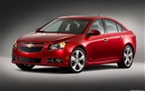 Chevrolet Cruze RS - 2011 HD обои