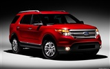 Ford Explorer - 2011 HD tapetu