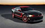 Ford Mustang Boss 302 Laguna Seca - 2012 HD Wallpaper #8