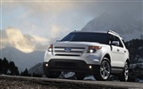 Ford Explorer Limited - 2011 HD Wallpaper #13