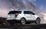 Ford Explorer Limited - 2011 HD Wallpaper #14