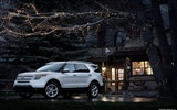 Ford Explorer Limited - 2011 HD Wallpaper #15