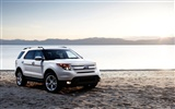 Ford Explorer Limited - 2011 HD Wallpaper #16