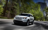 Ford Explorer Limited - 2011 HD Wallpaper #17