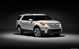 Ford Explorer Limited - 2011 HD Wallpaper #23