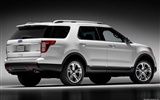 Ford Explorer Limited - 2011 HD Wallpaper #24