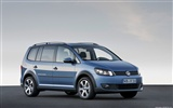 Volkswagen CrossTouran - 2010 HD wallpaper