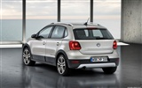 Volkswagen CrossPolo - 2010 HD wallpaper #5