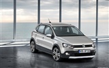 Volkswagen CrossPolo - 2010 HD wallpaper #10