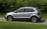Volkswagen CrossPolo - 2010 HD wallpaper #17