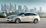 Volvo V60 - 2010 HD Wallpaper