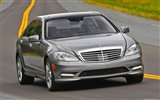 Mercedes-Benz S550 - 2010 HD tapetu