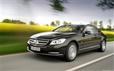 Mercedes-Benz CL600 - 2010 HD tapetu