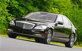 Mercedes-Benz S600 - 2010 HD tapetu