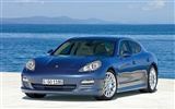 Porsche Panamera 4S - 2009 HD Wallpaper