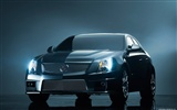Cadillac CTS-V - 2011 HD wallpaper