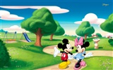 Disney cartoon Mickey Wallpaper (1)