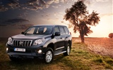 Toyota Land Cruiser Prado - 2009 HD обои