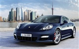 Porsche Panamera Turbo - 2009 HD обои