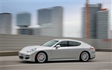 Porsche Panamera Turbo - 2009 HD tapetu #28